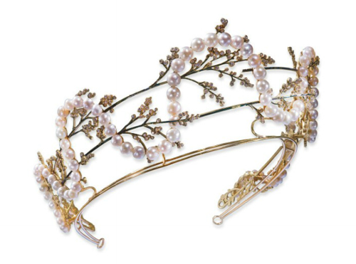 Lalique Diadem at Christie's – Barbaraanne's Hair Comb Blog