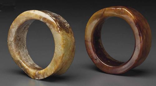 Auction News: Ivory and Jade Bracelets – Barbaraanne's ...